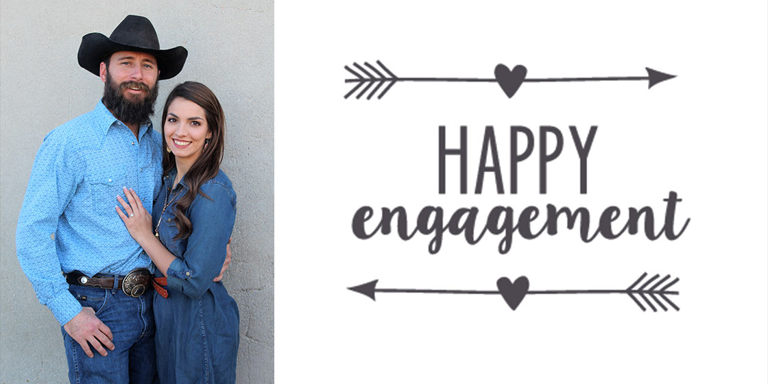 Kolb and James Engagement Announcement