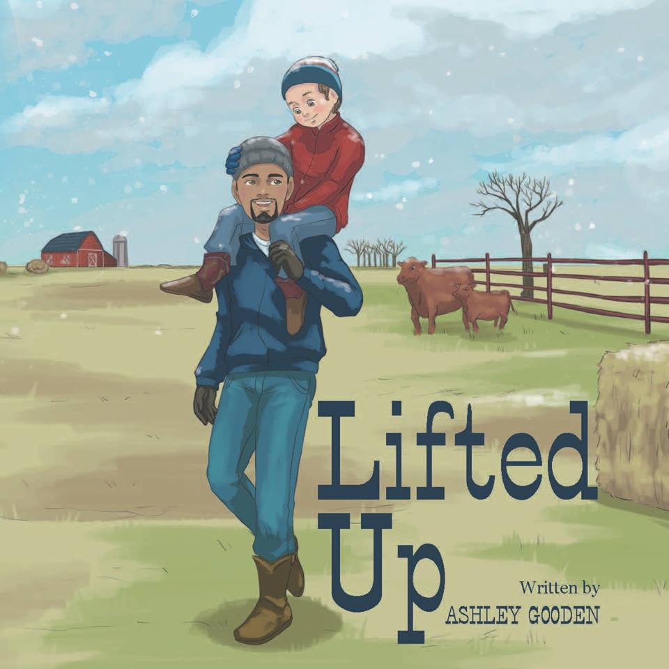 Lifted Up by Ashley Gooden