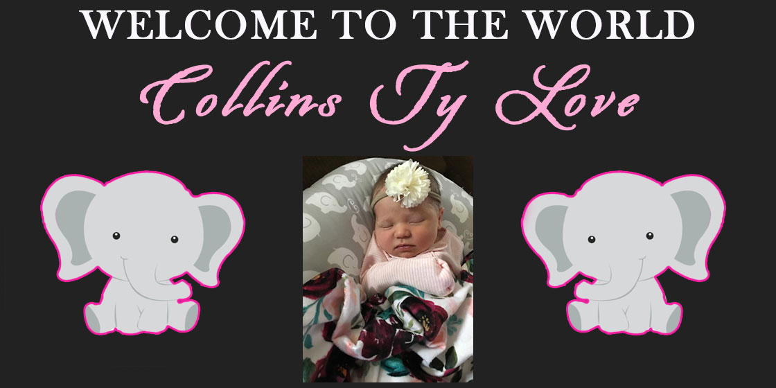 Collins Ty Love