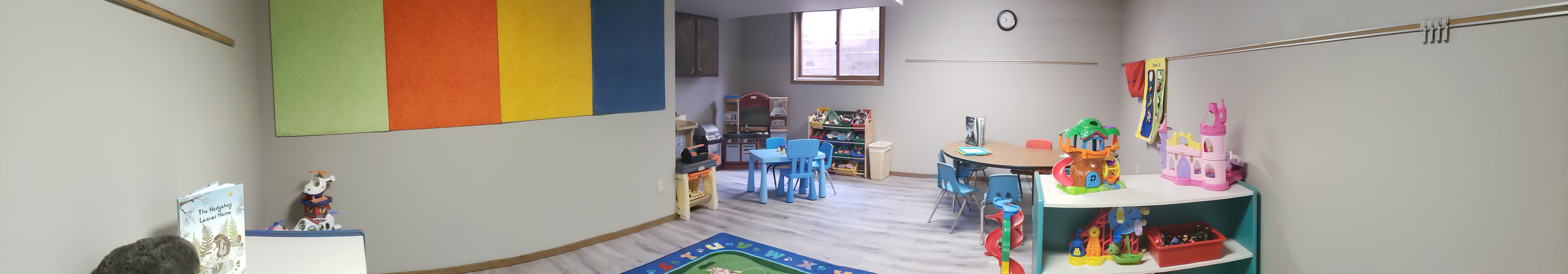 Inside the Little Leaders Learning & Care Center opening Fall 2019