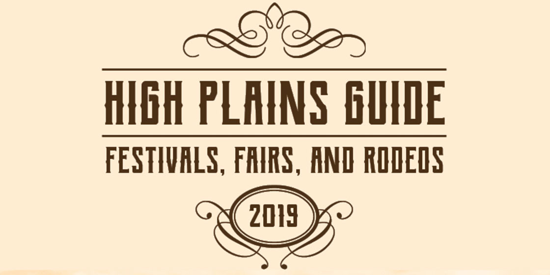 High Plains Festivals, Rodeos and Fairs