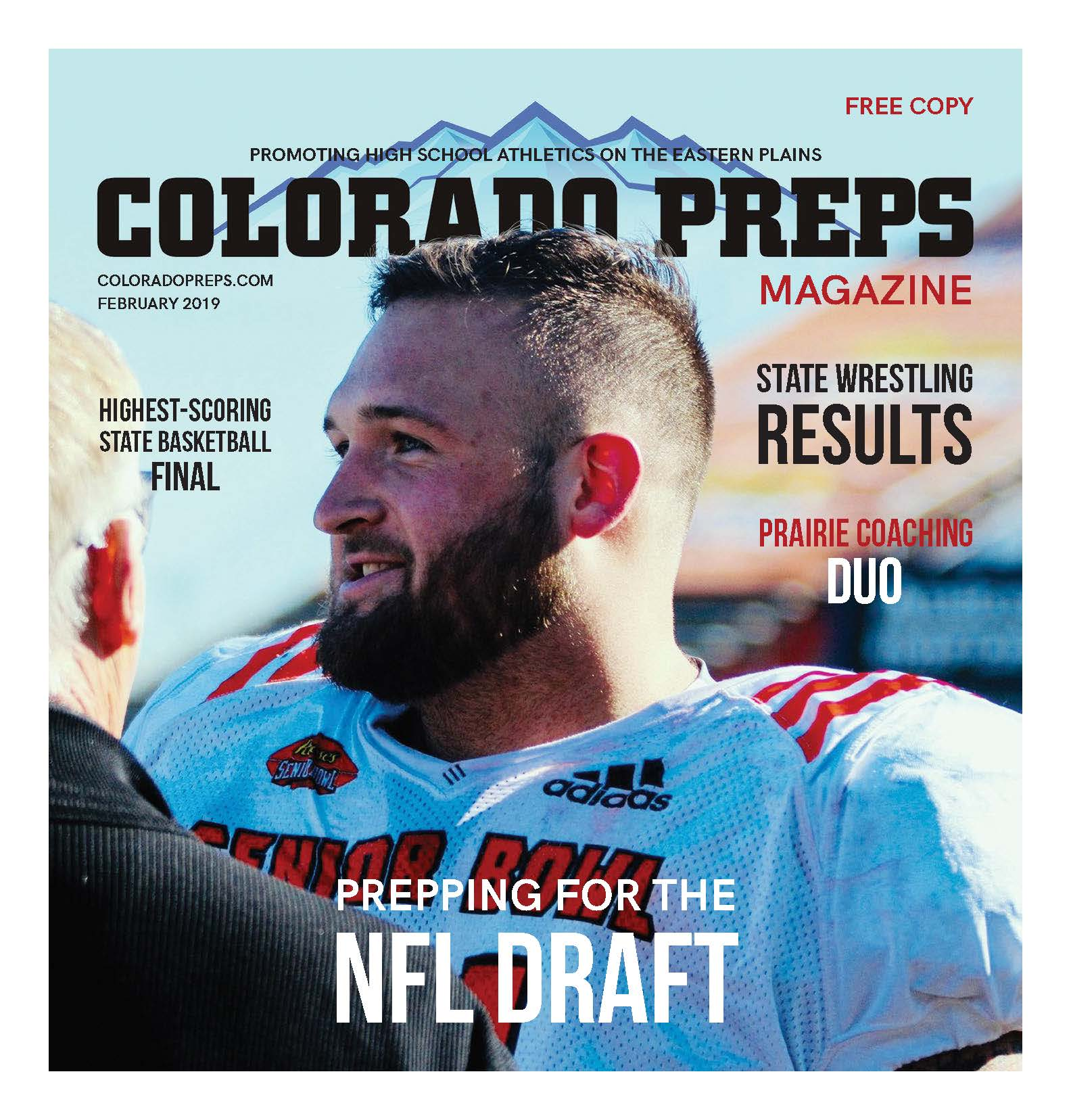 Colorado Preps February Magazine