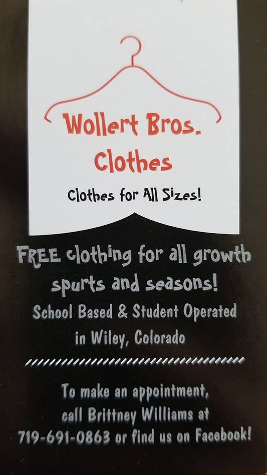 Wollert Bros. Clothes