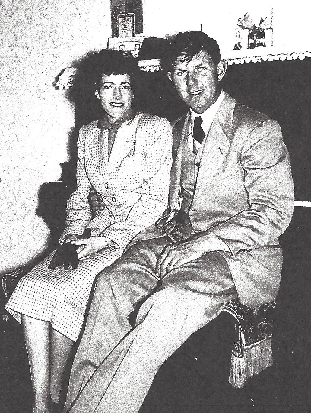LG and Wife Phyllis
