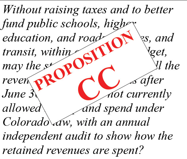 Proposition CC for Colorado