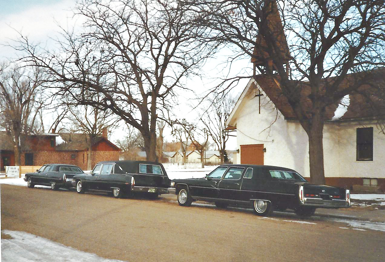 Brown Funeral Home 1997