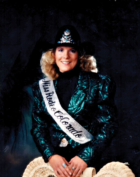 Lori Shalberg as Miss Rodeo Colorado