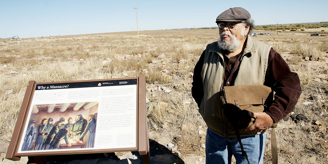 Richard Carillo - Late local Archaeologists