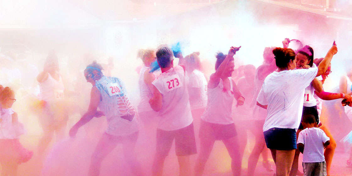 Maine Street Color Dash - Prairie Pines Assited Living