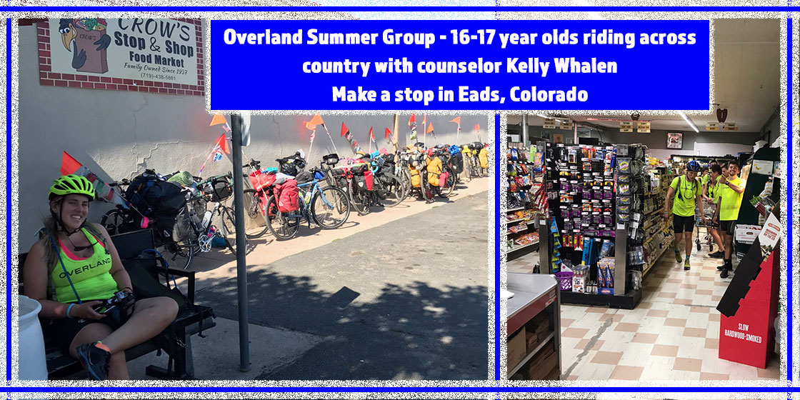 Overland Summer Camp - Riding across America