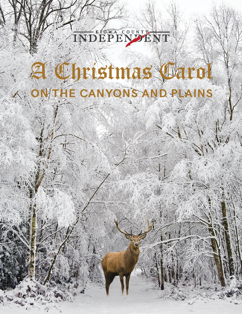 A Christmas Carol on the Canyons and Plains